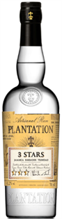 Plantation Rum White 3 Stars 750ml